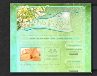 Web Design by Tiffany Richards
